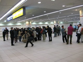 東急電鉄・西武鉄道合同ウォーク