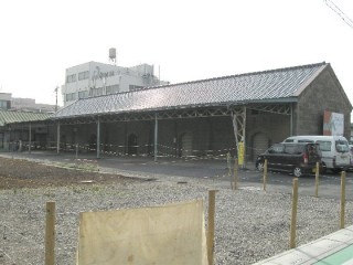 桶川 農協倉庫