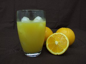 焼酎オレンジ