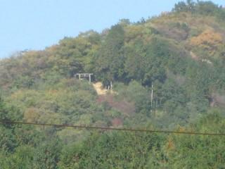 日和田山 金比羅神社