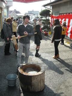小林米穀×三上製麺
