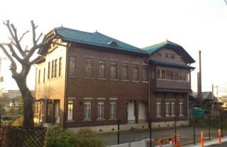 国登録文化財 旧石川組製糸西洋館