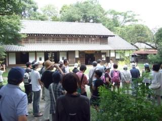 トトロ財団 クロスケの家