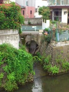 柳瀬川 樋の坪橋