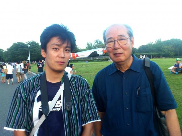 堀越二郎の長男・堀越雅郎さん