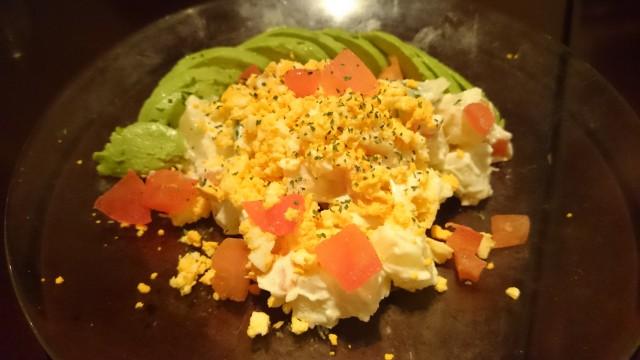 ペルーの代表料理「パルタ・レジェーナ」(アボカドのサラダ)