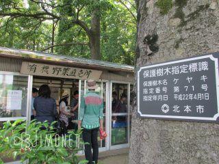 加藤農園の直売所